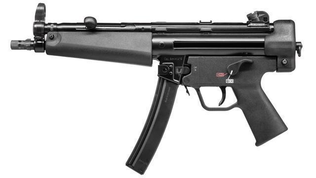 枪中传奇!MP5冲锋枪民用版在美开售,价格高达2799美元