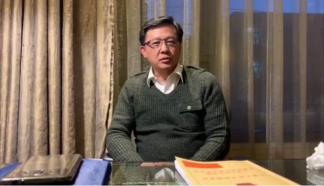 何君尧:虽曾遭到死亡威胁,但仍坚信法治精神