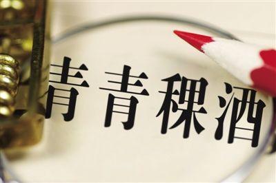 青青稞酒:控股股东质押8750万股累计质押占总股本59.5%