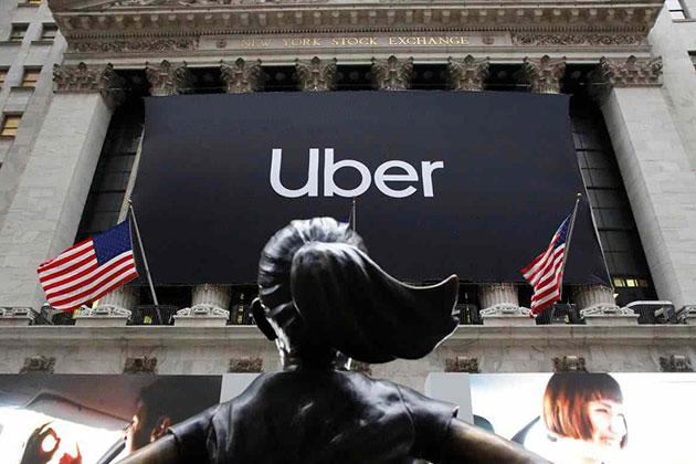 高管离职创始人套现 上市后的Uber压力陡增