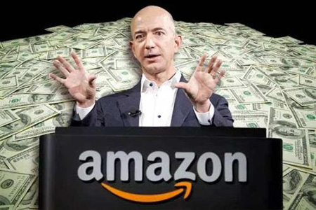 套现35亿美元!贝佐斯一周卖出170万股亚马逊