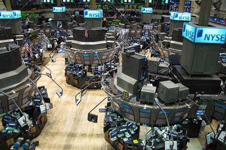 纽交所将电子交易