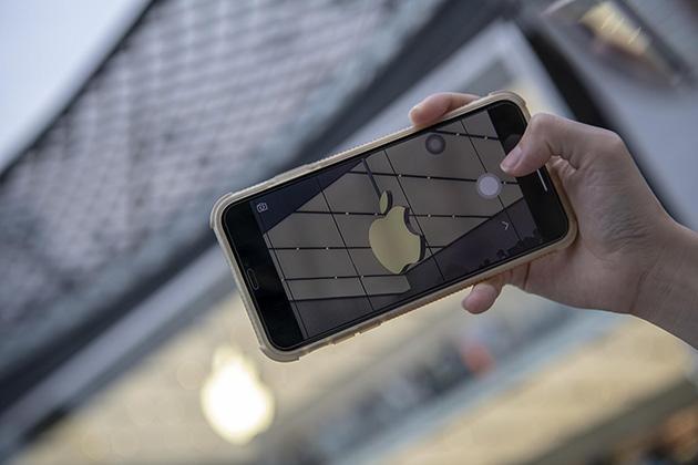 销量疲软 苹果经销商被迫直播带货