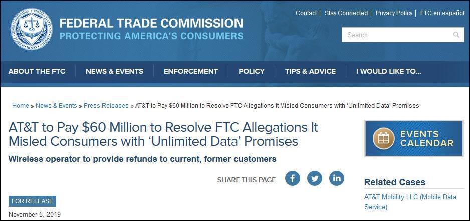 网上兼职让加yy保证金,无限流量用户遭限速 美国最大运营商赔6000万美元