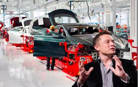 网上玩江苏快三,国产特斯拉将崛起 新格局下的电动汽车产业之变