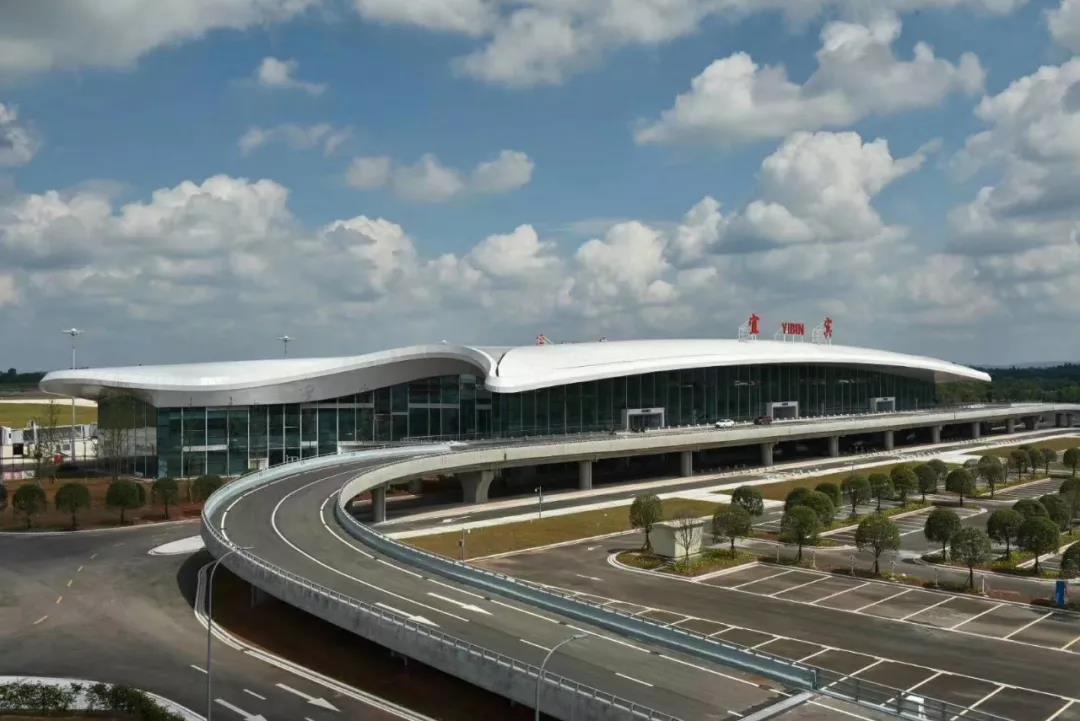 蒙古网址大全_茅台机场后,宜宾五粮液机场将于12月5日通航