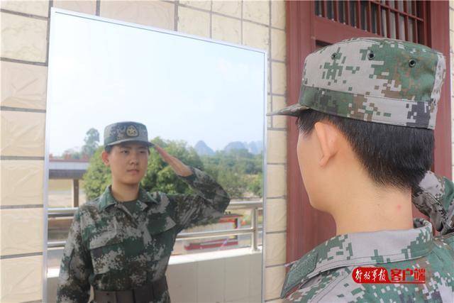 当完空军当陆军,这个特战女兵不简单
