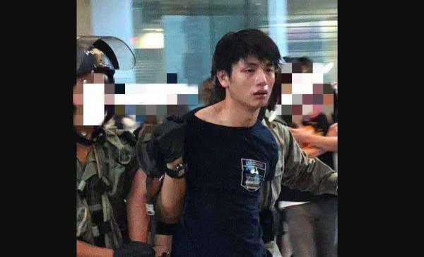 遭割颈港警:香港有些人,完全没有独立思维