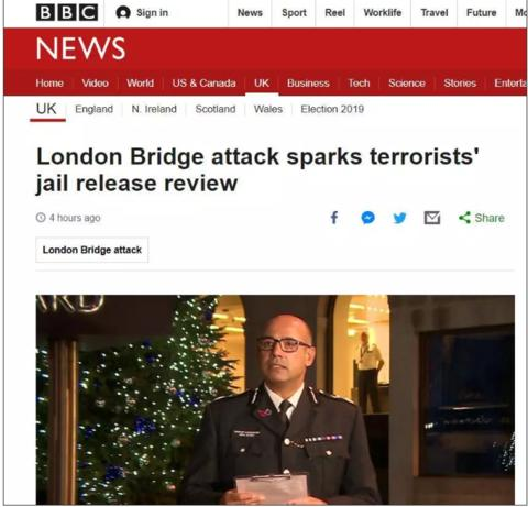 """伦敦恐袭事件,曝光了英国政府一个不愿公开的""""秘密""""项目"""