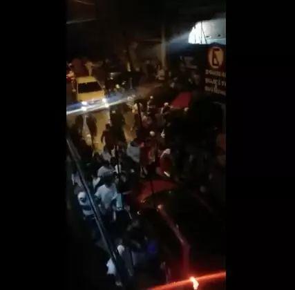 惨……动作电影里的熟悉桥段,在巴西却致9死7伤