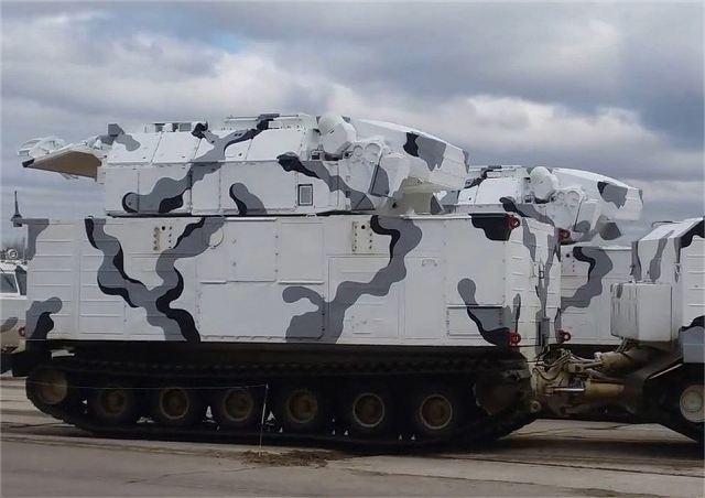 俄罗斯在挪威边境附近部署最新道尔M2DT防空系统