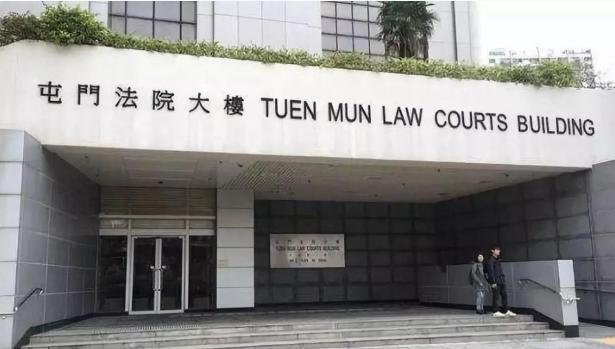 """香港13岁女生""""焚烧国旗案""""今宣判,法官:若再犯不会轻判"""
