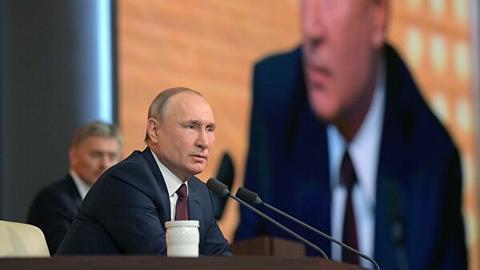 普京稱特朗普遭彈劾為政治內斗 喊話美國:真想幫烏克蘭就給錢吧