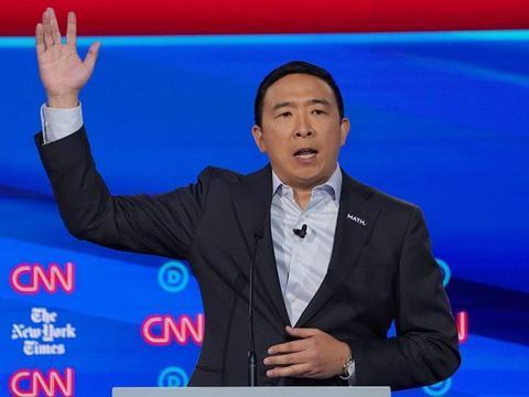 看不下去!美华裔总统竞选人喊话民主党:别再沉迷于弹劾了