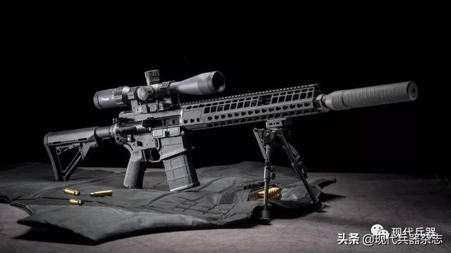 印军接收首批西格绍尔SIG716G2精确射手步枪