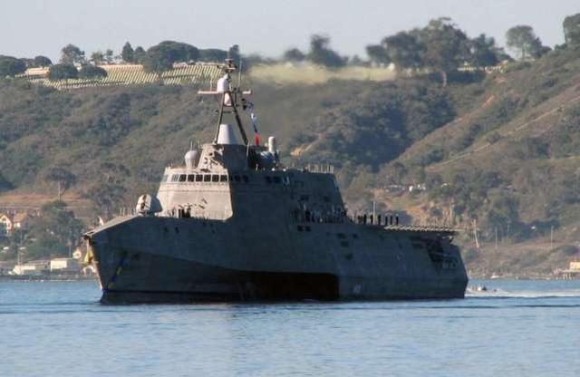 """美军曾经的""""科幻战舰""""经费再被砍,恐怕无缘激光炮、电磁炮"""