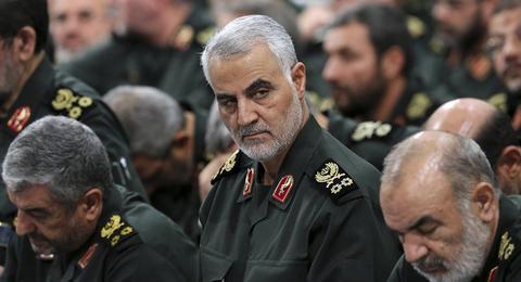 美国为何对伊朗军官下手?背后有多重原因