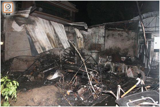 香港一酒店起火并一度传出爆炸声,消防认为起火原因可疑
