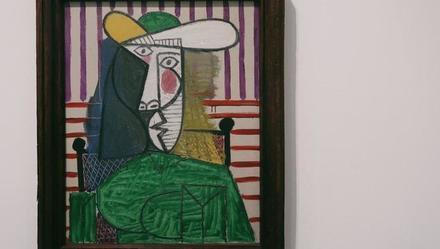 """""""价值1.8亿元毕加索名画被撕"""",艺术得靠被毁才能上热搜吗?"""