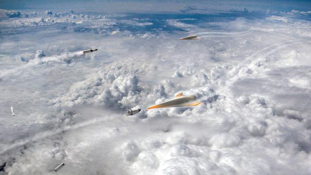 中美俄高超音速武器破坏性太强没法拦截,军控专家:必须防扩散
