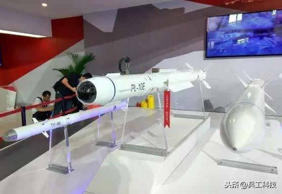 歼-20的贴身袖箭 中国首款第四代格斗弹霹雳-10E