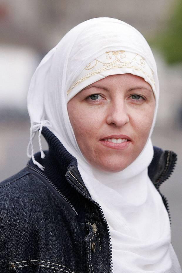 """爱尔兰前军人变成""""ISIS新娘""""回国后遭警方逮捕"""