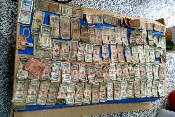 网友从家中挖出大笔旧钞 兑换时傻眼还遇银行神补刀