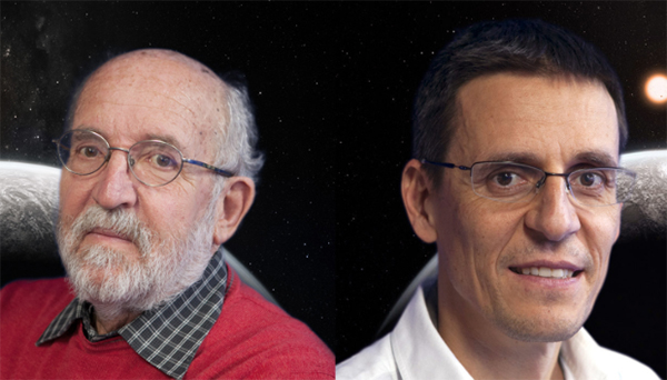诺奖新得主马约尔:外星生命应存在 让下一代去发现