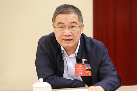 """林印孙代表:进一步落实""""六稳""""部署 激发民营企业做大做强"""