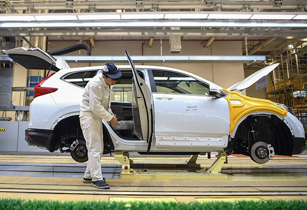 疫情爆发后,中国汽车产业会受多大影响?