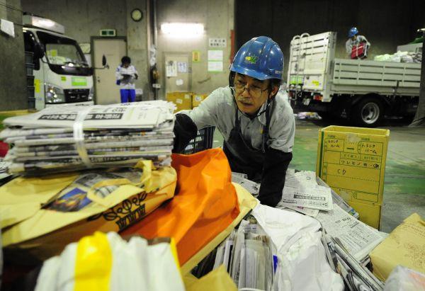 """中国拒收""""洋垃圾""""后 日本面对这个问题十分""""头疼"""""""