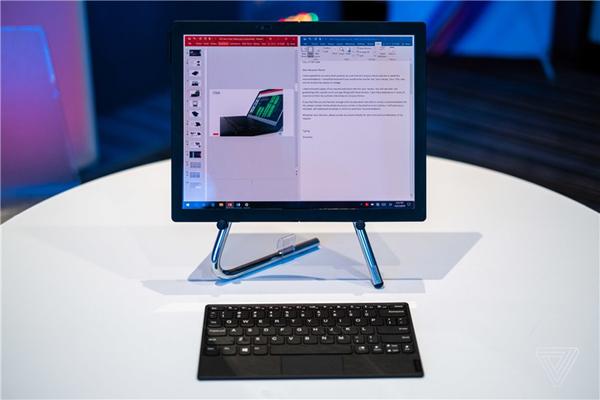 联想首款可折叠个人电脑ThinkPad X1 Fold发布