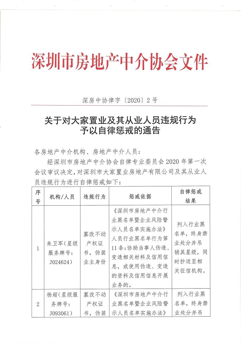 经纪人涉嫌假扮业主吃百万元差价 深圳德佑二手房网签被暂停