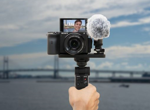 索尼首款无线蓝牙拍摄手柄GP-VPT2BT正式发布