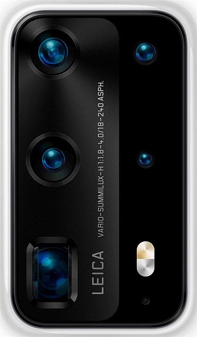 华为P40 Pro最新渲染图曝光:四曲面屏+后置五摄