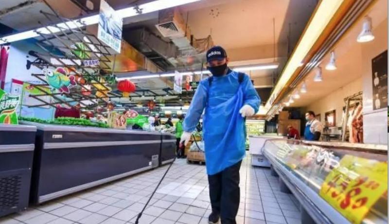 多地超市员工感染新冠病毒!国家发文: 不戴口罩不测体温者,不得进商场超市