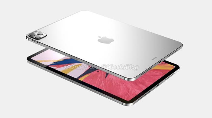 苹果iOS 14代码透露四款型号iPad Pro(2020)新品
