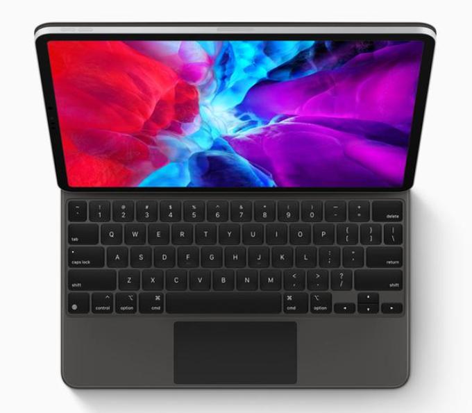 苹果新妙控键盘可兼容老款iPad Pro:需升级iPadOS 13.4