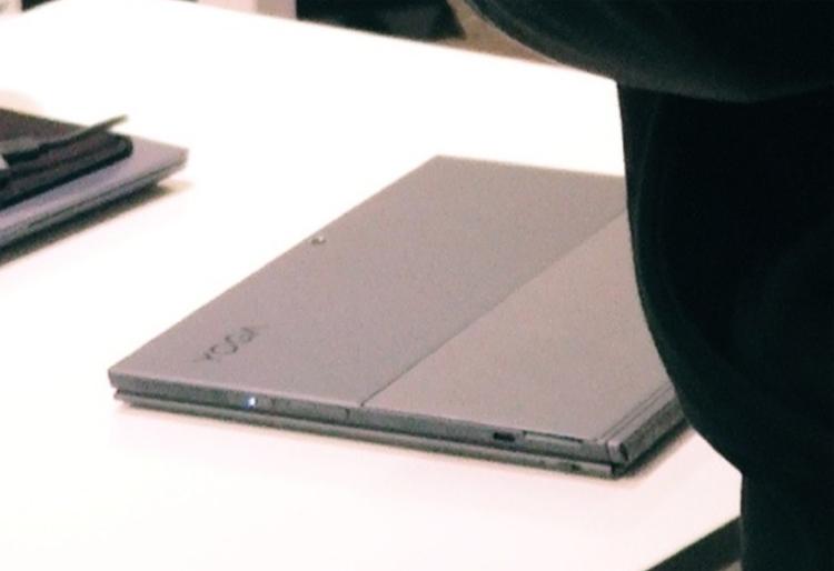 联想YOGA平板将于6月上市:13英寸屏幕,带手写笔