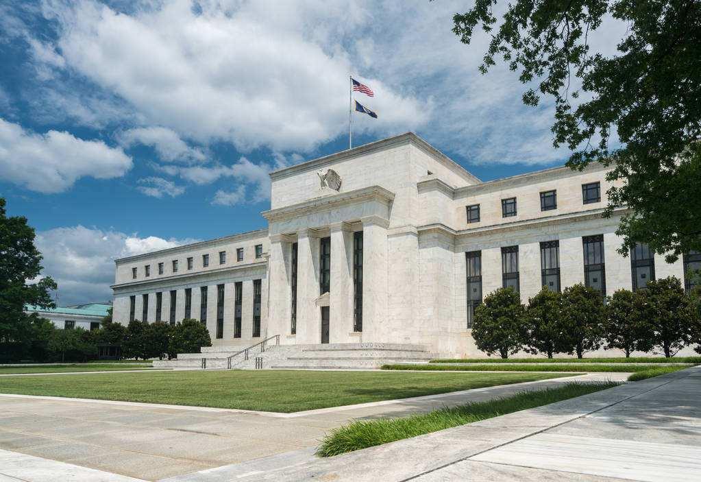 美联储宣布将利率维持在零至0.25%的超低水平