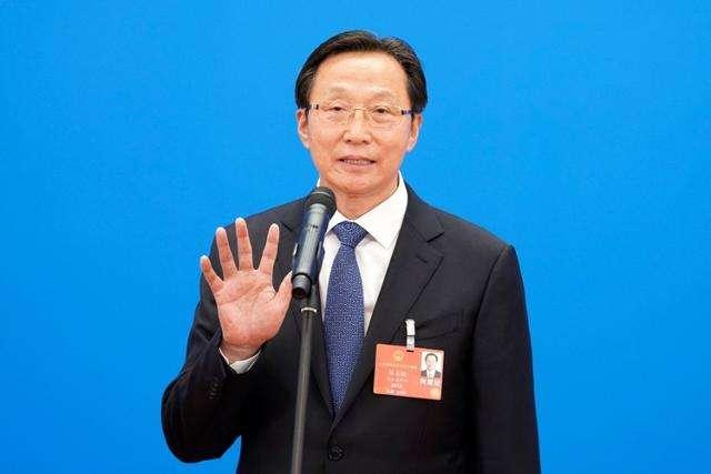 农业农村部部长韩长赋:中国不会发生粮食危机