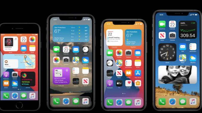 苹果电脑将采用自研芯片 还有全新iOS 14等亮点