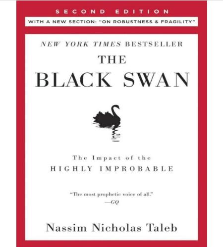 美国一基金疫情期间获40倍回报 《黑天鹅》作者为基金顾问