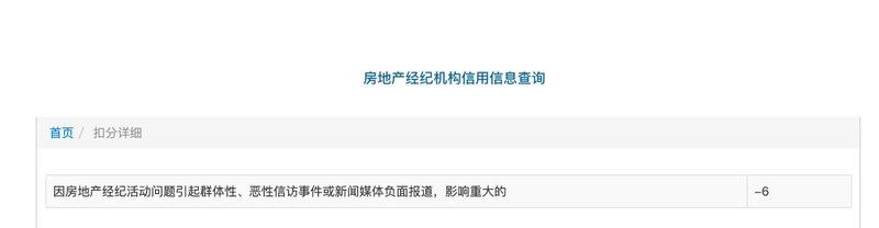 保利地产投资顾问武汉公司因经纪活动问题引起群体性、恶性信访事件再被罚