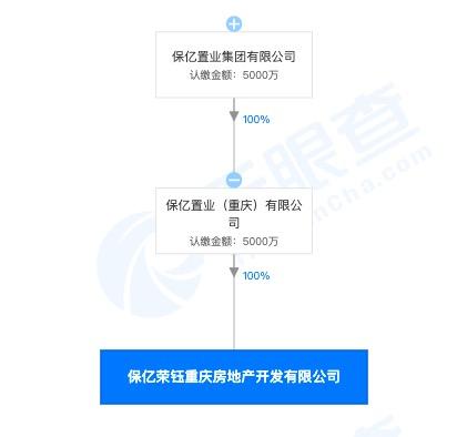 保亿荣钰重庆房地产无证建设被罚 半年内保亿置业集团三子公司四度被罚