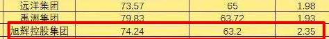 旭辉集团前三季度销售1543.5亿为年目标的67% 其平均拿地成本激增43%