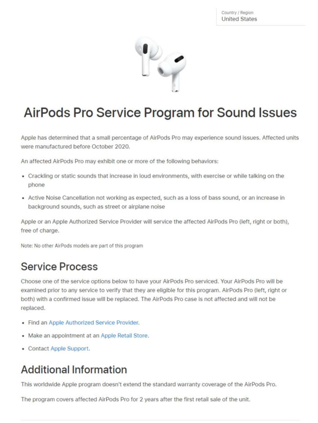 苹果召回故障AirPods Pro耳机 立讯精密获部分转单|苹果,召回