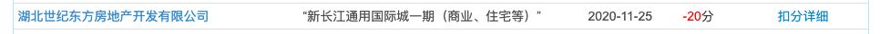 新长江通用国际城开发企业违规操作被主管部