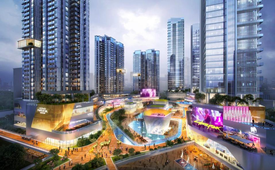 佳兆业签约东莞市政府旁32万方城市更新项目前期服务商