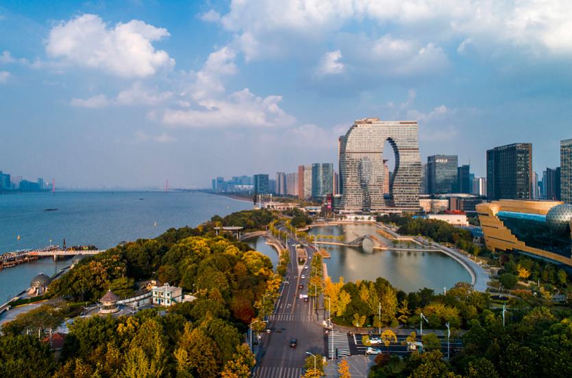 荣盛长三角区域发力 重磅项目亮相杭州滨江